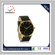 Reloj de estilo clásico de acero inoxidable