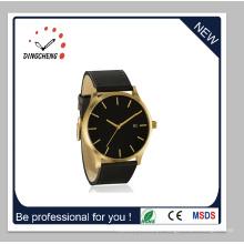 Relógio de Aço Inoxidável Estilo Clássico