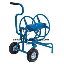 Carretel de mangueira de agricultura de duas rodas para venda