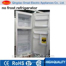 Congélateur de réfrigérateur à la maison sans givre, réfrigérateur à double porte