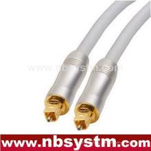 Digital Optical Fiber Cable Toslink Plug to Tolink Plug