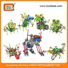 Blocs de construction électriques LOZ, jouets pédagogiques pour enfants