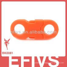 2013 clips de bracelet de survie plastique en Chine