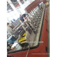 machine de fabrication de tubes soudés