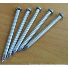 Clavo de acero galvanizado para hormigón