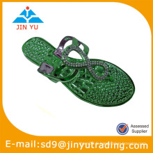 2014 fashion pvc shoes ladies