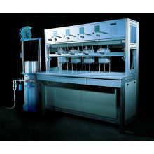 Electronics Power Bell Prover Gas Meter Test Benches With Industrial Aluminium