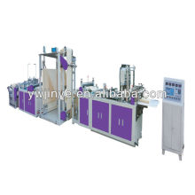 Full-automatic non woven zipper bag making machine