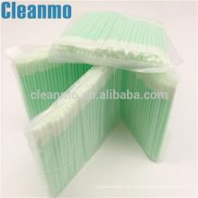 Lint Free Cleanroom Espuma / esponja Swab 757 Cleanroom Swab para uso industrial / general