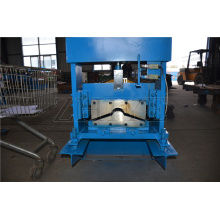 Galvanized Steel Ridge Cap Cold Roll Forming Machine