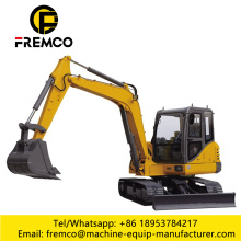 High Efficient Crawler Excavator for Construction