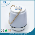 New Style Portable Outdoor Rechargeable LED Solar Camping Lantern