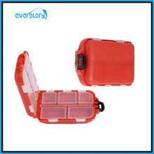 Stock Fishing Tackle Box in Different Color