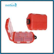 Caixa de equipamento de pesca conservada em estoque na cor diferente