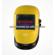 Auto darkening Welding Helmet air with respirator