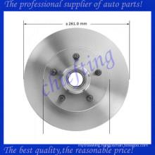 E3TZ1102A E5TZ1102A F37Z1102A ZZM033251 front disc brakes for ford ranger