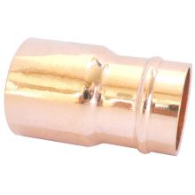 Reductor de accesorios de anillo de soldadura de cobre