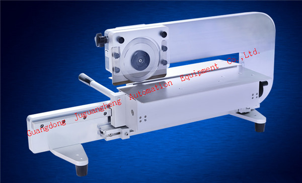 Hand-push JGH-210 PCB cutting machine (6)