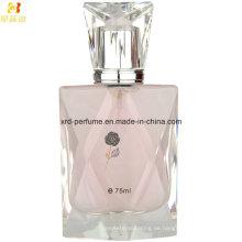Polieren Glasflasche Frauen Parfüm