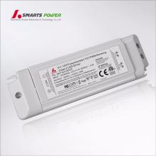 12v 24v 20w 0-10v voltaje constante regulable LED suministro de energía ce ul rohs appr.