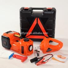 HF-450 Coche gato eléctrico bomba de coche del coche llave inglesa del coche 3 en 1 Auto herramientas de mantenimiento multifunción