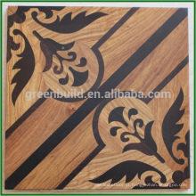 Venda quente antigo parquet piso de madeira resistente à água