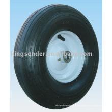 roue tubeless (4.00-8)