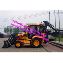 XCMG 82kw XT870 Backhoe Loader