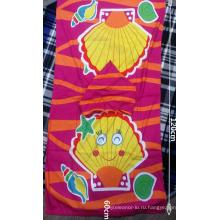 Ультра мягкое красочное спортивное полотенце из микрофибры (BC-MT1015)