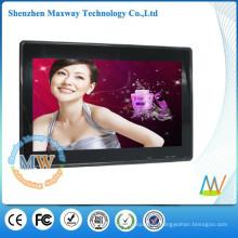 Comercial publicidad HD 15.6 pulgadas digital foto marco pantalla