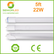 Strip T8 LED Tube luminárias com sensor de movimento