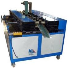 Máquina de conector de conducto flexible