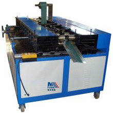 Flexible Duct Connector Machine