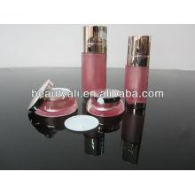 Plástico creme acrílico creme frasco 15g 30g