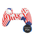 PS4 Controller Water transfer printing silicon case