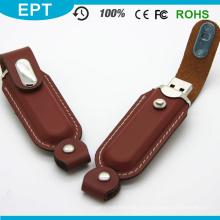 Insignia USB de logotipo Long Long Stick personalizado (TL002)