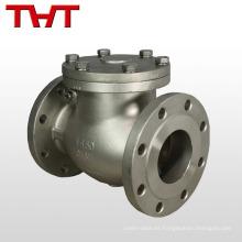 compresor de aire oscilante de bronce oscilante 5 válvula de retención de conductos de aire