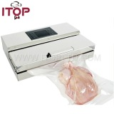 Portable used household food vacuum sealer machine
