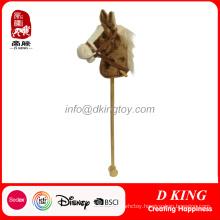 Stick Horse Plush Toy for Baby Wholesale China