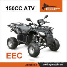 Playa de aprobación CEE de 150cc Atv