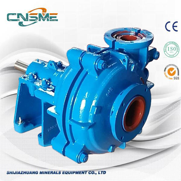 Horisontella Slurry Pumps
