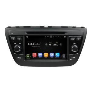 Android 5.1 system car DVD for Suzuki SX4