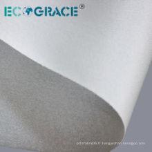 Tissu de presse de filtration liquide d'oxyde de zinc 30 microns PP