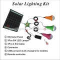 Factory Price Durable led Solar Lights for home and indoor use