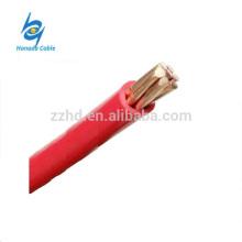 Fio elétrico do alojamento do cobre do PVC do circuito da família 450 / 750V