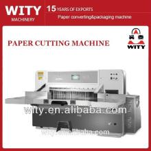 Máquina de corte de papel programada de alta precisão YPW-T