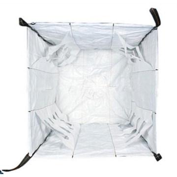 Baffle FIBC Bulk Bag para productos en polvo