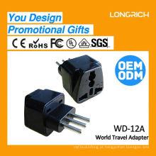 Válvula Multifuncional de Viagem Tomada com 13 amp de comutação, 16a Schuko socket ce rohs aprovado