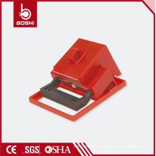 OEM & ODM y la muestra está disponible, abrazadera en el disyuntor de bloqueo BD-D12 marca principal