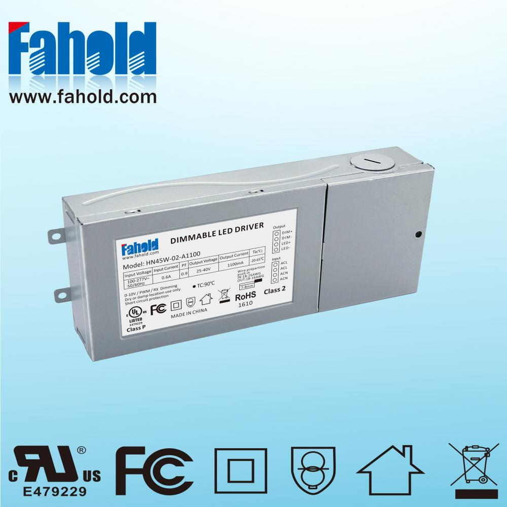 36w Constant Current LED Driver For Panel Lights China Manufacturer